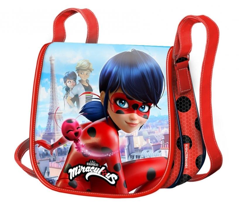 ca57dc0bb5 Dívčí kabelka s motivem Kouzelná Beruška