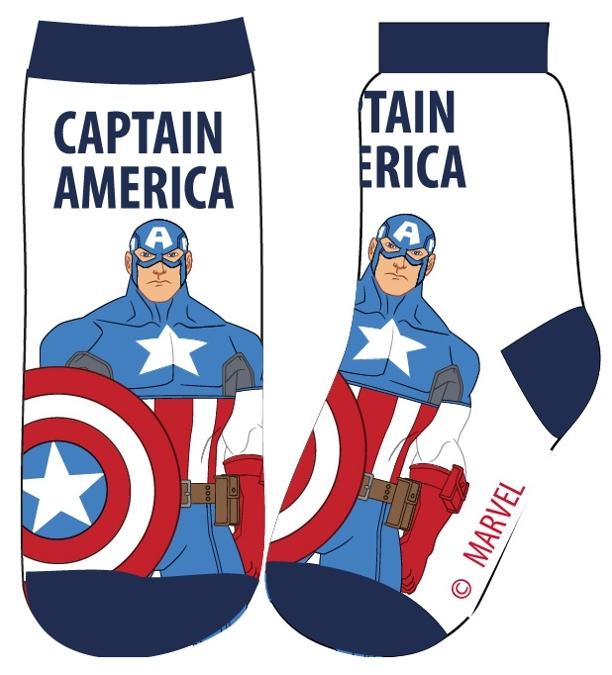 CHLAPECKÉ PONOŽKY AVENGERS Captain America - Dárky Pro Radost Jiřina ... 9396f3de41
