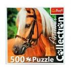 PUZZLE ANIMAL COLLECTION HORSE KŮŇ 500 DÍLKŮ