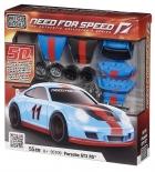 STAVEBNICE ZÁVODNÍ AUTO NEED FOR SPEED PORSCHE GT3 RS