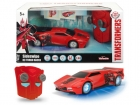 DICKIE RC TRANSFORMERS TURBO RACER SIDESWIPE