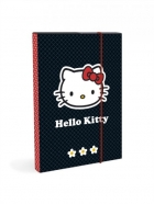 BOX NA SEŠITY A5 HELLO KITTY RETRO