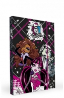 BOX NA SEŠITY A5 MONSTER HIGH