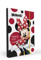 BOX NA SEŠITY A5 MINNIE MOUSE 2013