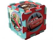 PĚNOVÉ PUZZLE DISNEY CARS 8dílků