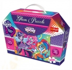 PUZZLE GLAM MY LITTLE PONY EQUESTRIA GIRLS 100 DÍLKŮ