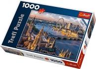 PUZZLE CITY LONDÝN 1000 dílků