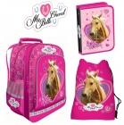ZVÝHODNĚNÁ ŠKOLNÍ SADA KONĚ LOVE HORSE 3 KS