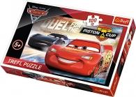 PUZZLE CARS 3 PISTON CUP 100 DÍLKŮ