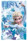 FLEECOVÁ DEKA DISNEY FROZEN ELSA