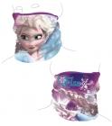 DÍVČÍ VELUROVÝ NÁKRČNÍK DISNEY FROZEN Elsa