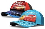 CHLAPECKÁ KŠILTOVKA DISNEY CARS modrá