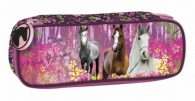 ŠKOLNÍ POUZDRO - ETUE KONĚ I LOVE YOU HORSES