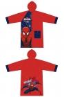 CHLAPECKÁ PLÁŠTĚNKA SPIDERMAN červená