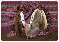 JÍDELNÍ PODLOŽKA - PROSTÍRÁNÍ KONĚ INDIAN HORSE