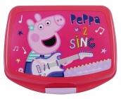 SVAČINOVÝ BOX PRASÁTKO PEPPA PIG SING