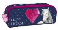 DVOUKOMOROVÉ POUZDRO - ETUE HORSE KONĚ