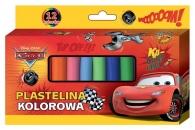 PLASTELÍNA DISNEY CARS 12 BAREV