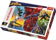 PUZZLE MARVEL SPIDERMAN 100 dílků