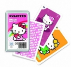 KARTY KVARTETO HELLO KITTY