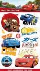 DEKORATIVNÍ SAMOLEPKY 3D DISNEY CARS