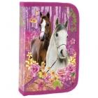ŠKOLNÍ JEDNOPATROVÝ PLNĚ VYBAVENÝ PENÁL KONĚ I LOVE HORSE