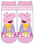 DÍVČÍ PONOŽKY PEPPA PIG růžové