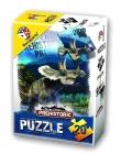 PUZZLE 3D PREHISTORIC 20 DÍLKŮ