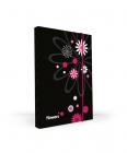 BOX NA SEŠITY A5 FLOWERS