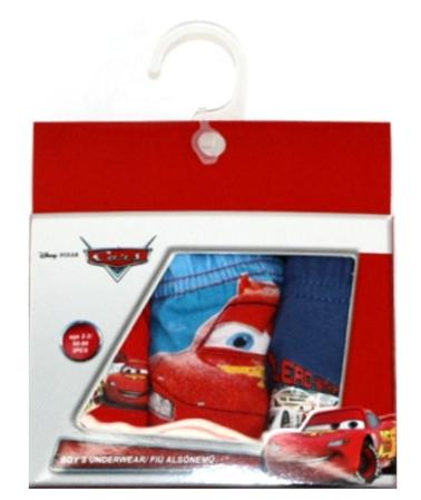 CHLAPECKÉ SLIPY CARS - SADA 3KS