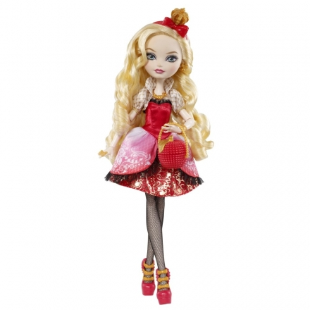 MATTEL EVER AFTER HIGH ŠLECHTICI PANENKA APPLE…