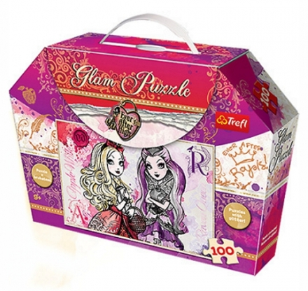 PUZZLE GLAM EVER AFTER HIGH 100 DÍLKŮ