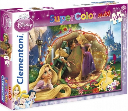 CLEMENTONI PUZZLE SUPER COLOR MAXI DISNEY NA…