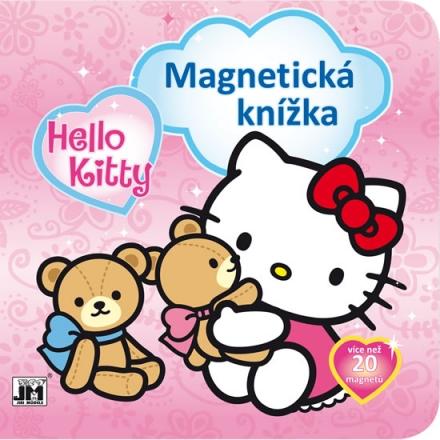 MAGNETICKÁ KNÍŽKA HELLO KITTY