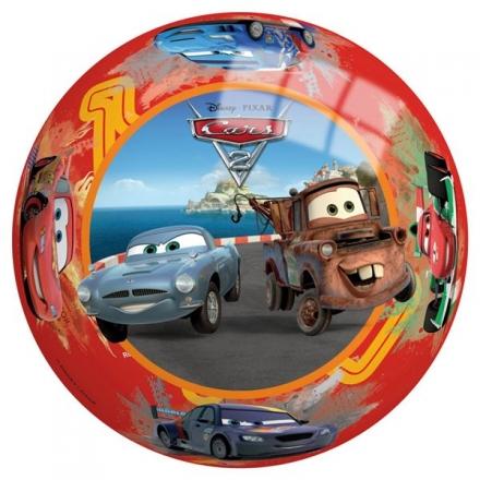 GUMOVÝ MÍČ DISNEY CARS 2 23 CM