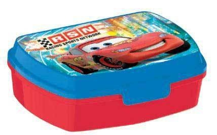 BOX NA SVAČINU DISNEY CARS