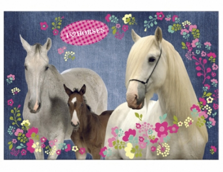 PODLOŽKA NA STŮL HORSE KONĚ