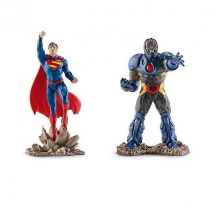SCHLEICH SCENERY SET SUPERMAN