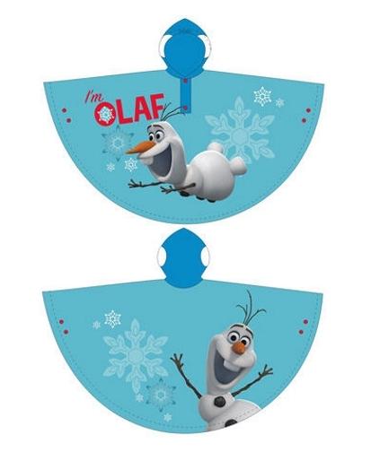 DĚTSKÁ PLÁŠTĚNKA - PONČO DISNEY FROZEN OLAF…