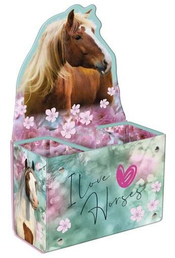 STOJÁNEK NA ŠKOLNÍ POTŘEBY HORSE KONĚ
