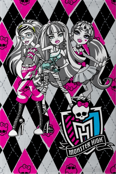 RUČNÍK MONSTER HIGH