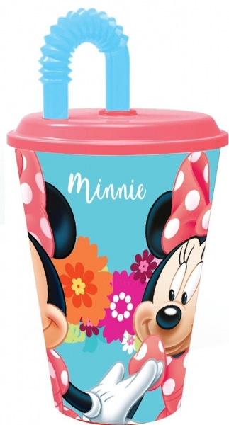 POHÁREK S BRČKEM DISNEY MINNIE MOUSE