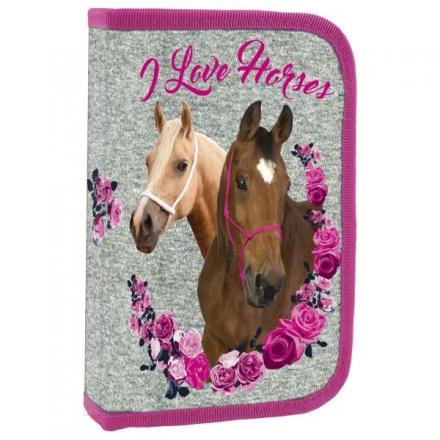 ŠKOLNÍ JEDNOPATROVÝ PENÁL S KLOPOU HORSE KONĚ