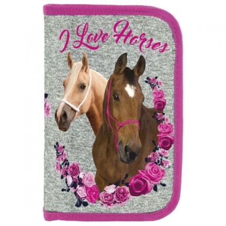 ŠKOLNÍ JEDNOPATROVÝ PENÁL S KLOPOU PLNĚNÝ HORSE…