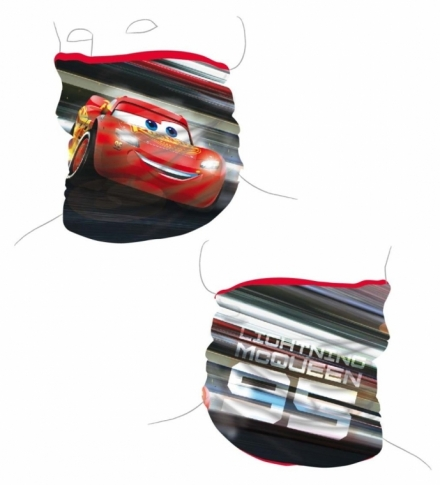 CHLAPECKÝ VELUROVÝ NÁKRČNÍK DISNEY CARS BALENÍ 12…