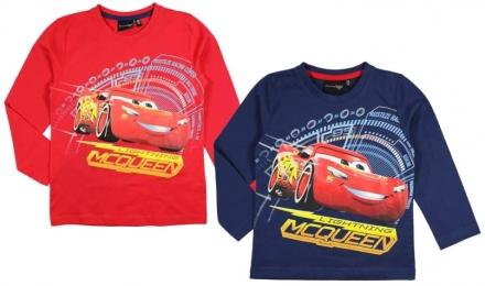 CHLAPECKÉ TRIČKO DISNEY CARS červené