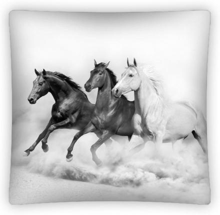 POVLAK NA POLŠTÁŘ HORSE KONĚ