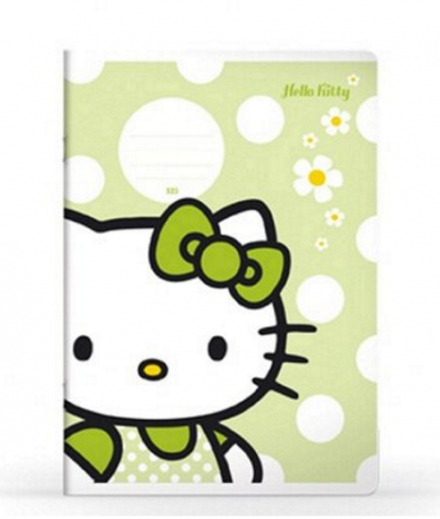 SEŠIT A5 523 HELLO KITTY KIDS 2011