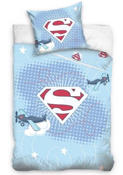 POVLEČENÍ DO POSTÝLKY SUPERMAN