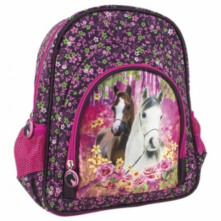 PŘEDŠKOLNÍ BATOH KONĚ I LOVE HORSES